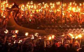 The Left-Hand Lord of Hvalsey: A Tale for Up-Helly-Aa