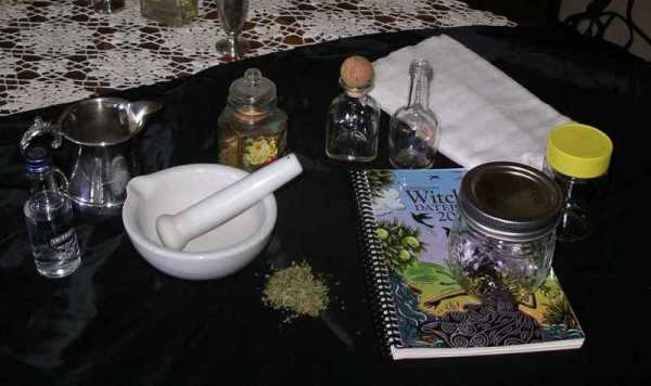 Making Potions, Part 1