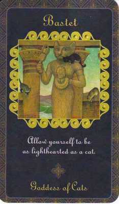 Weekly Goddess Inspiration: Bastet