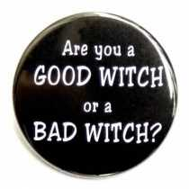 Good Witch v. Bad Witch: Magic Curious