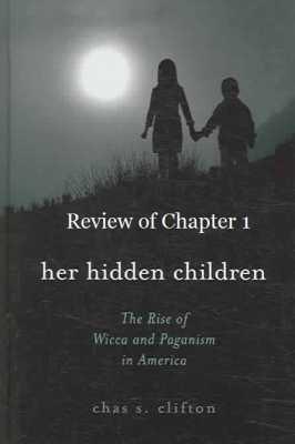 Ch. 1 of Her Hidden Children