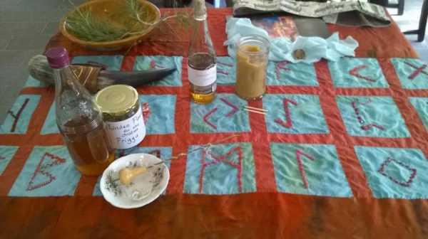 Fiber Art Success With the Goddess Frigga