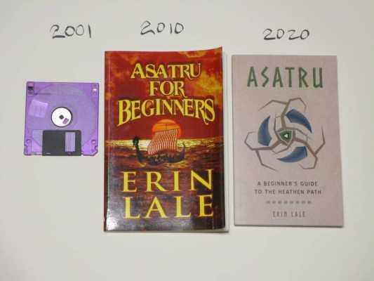Disambiguation: Asatru For Beginners and Asatru: A Beginner's Guide to the Heathen Path