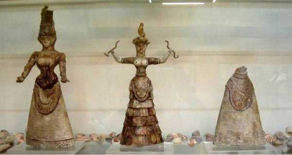 Maiden, Mother, Crone: Ancient Tradition or New Creative Synthesis? by Carol P. Christ