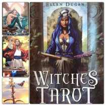 Magic and Spells with the Witches Tarot