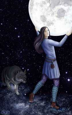 All About Mani: the Norse Moon God