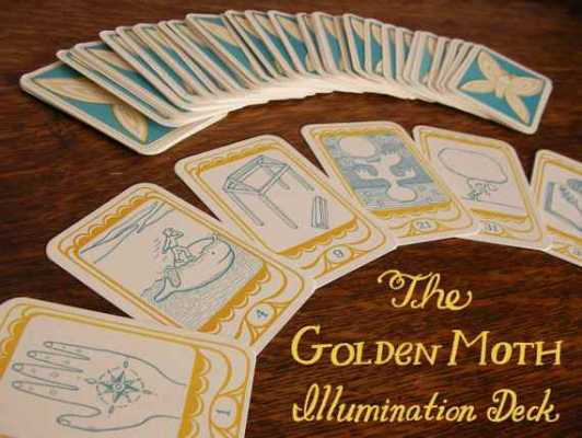 The Golden Moth Illumination Deck Review