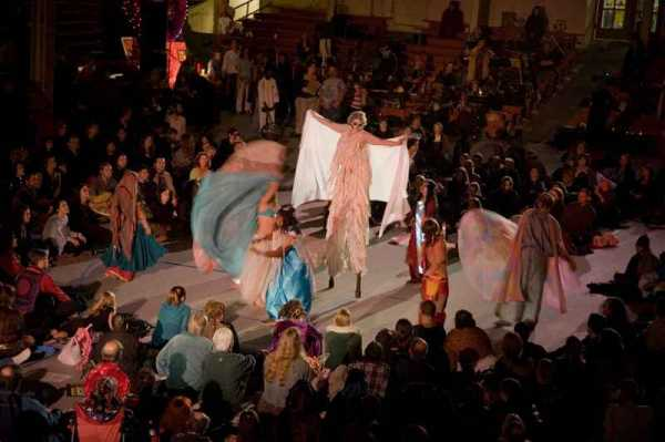 Spiraling into the center - A Samhain Ritual