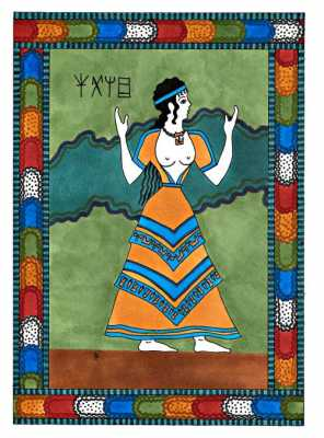 Modern Minoan Paganism: A How-To