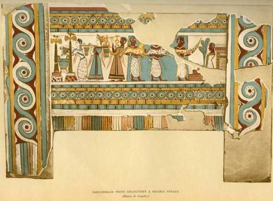 The Minoan Sacred Year: A Modern Pagan Calendar