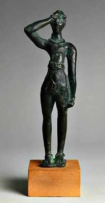 Minoan Ecstatic Postures: Beginning the Adventure