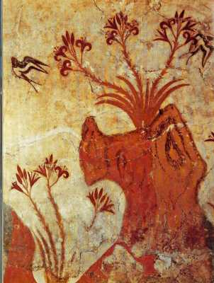 The Minoan Menagerie Part 2: Animals of the Sky