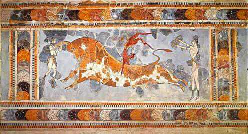 Dividing the Minoan World