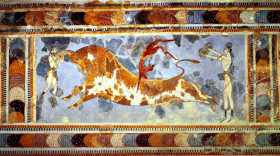 The Minoan Menagerie Part 1: Animals of the Land