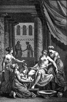 Meet the Minoans: Eileithyia
