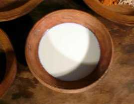 A Bowl of Milk