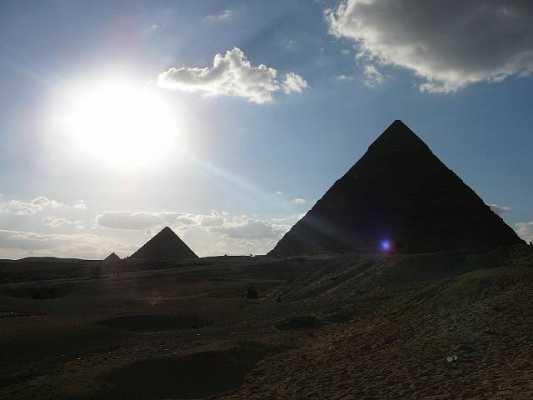 My Journey to Revolutionary Egypt