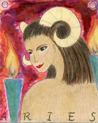 Aries Full Moon: I Am the Divine Warrior