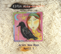 New Moon in Aries-Guided by Magic: Raven Oracle (April 5)