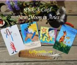 Aries New Moon Soul Reading (I Will Survive and Thrive)
