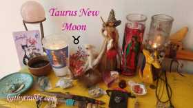 Unwind, Relax and Sink into a Taurus New Moon Soul Reading