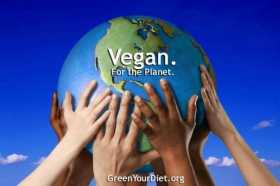 Earth Day Tips for Reducing our Animal Consumption