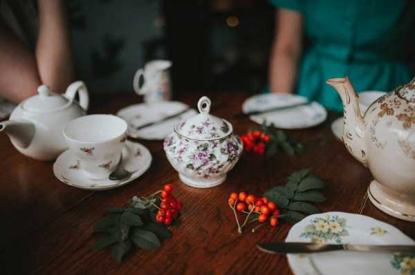 Tarot, Tea, and Thee