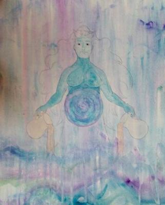 Tethys: The Waters Below