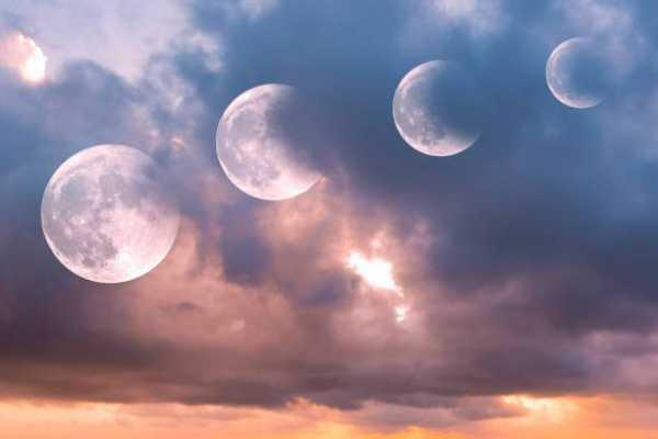 Moons of Manifestation