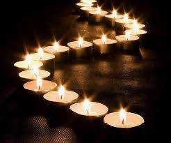 Moonlight and Candles - Earth, Air, Fire Water
