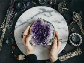 Moon Stone: Personal Power Crystal Blessing