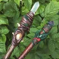 Draw Prosperity Toward You With a DIY Wand