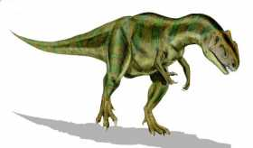 Allosaurus: Be Fierce
