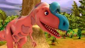 Cryolophosaurus: Use Your Imagination