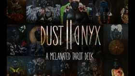 Dust II Onyx: A Melanated Tarot Deck