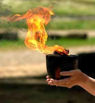 In Gratitude: The Lamp of Hestia