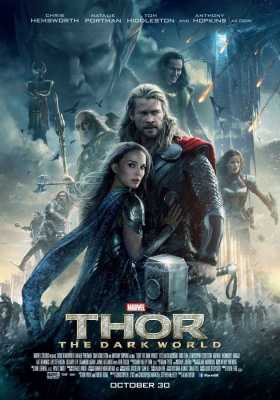 First thoughts on THOR: THE DARK WORLD