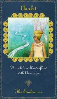 Weekly Goddess Inspiration: Anuket