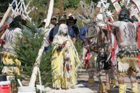 The Apache Sunrise Dance