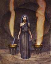 My Priestess Journey to Simplicity
