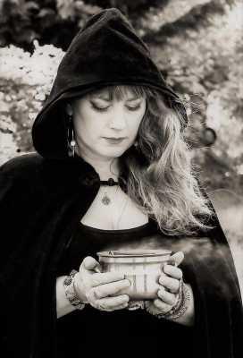 Hedgewitch? Priestess or Priest? You decide.