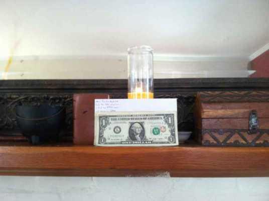 Pagan savings challenge, week three: flow