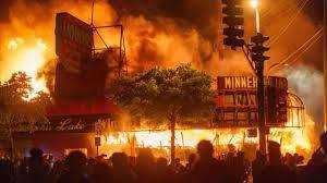 Dispatch from a City on Fire