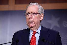 McConnell Spearheads Vote to Send Covid-Impregnated PPEs to Blue States
