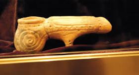 Gimbutas Revisited: A Trypillian Clay Phallus, 4500-3500 BCE