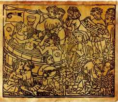 A Pagan Revival in 13th Century France
