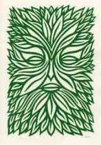 Early Green Man