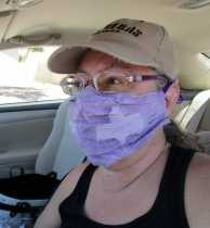 Heathen Visibility with a Mask