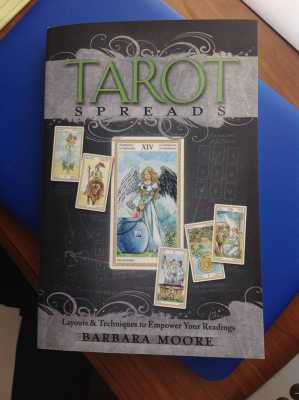 Tarot Spreads with Barbara Moore in Review