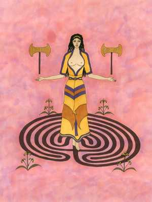 The MMP Pantheon: The goddess Ariadne